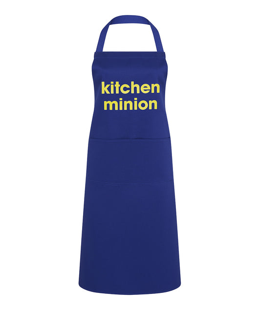 kitchen minion apron