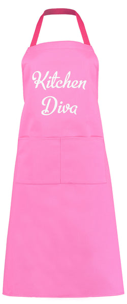 kitchen diva apron