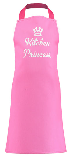 kitchen Princess Childs Apron