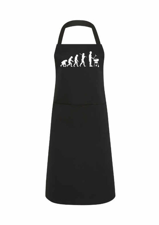 Evolution of BBQ apron