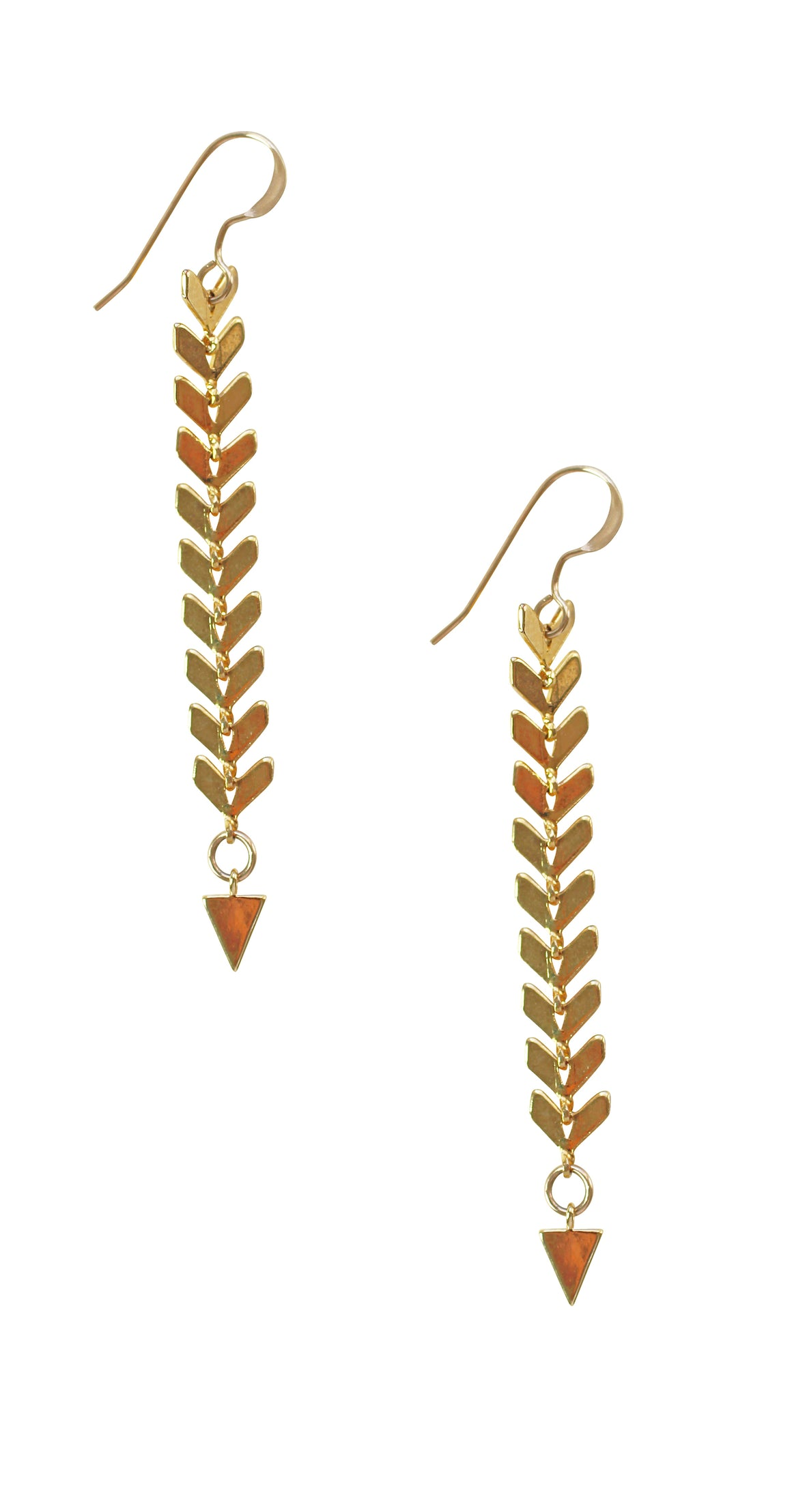 CJ earrings
