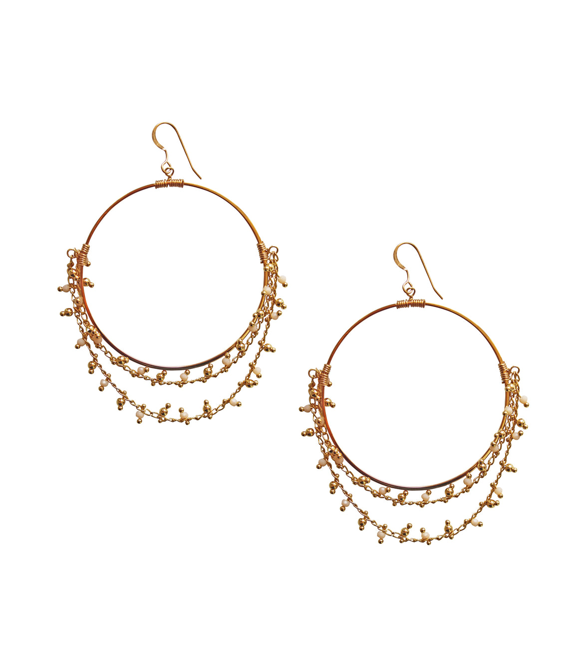 Whitley earrings