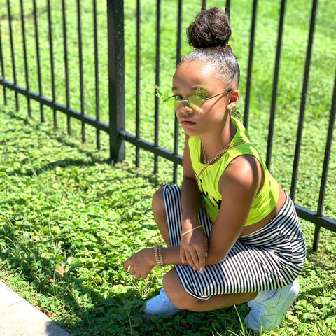 7 Cute Kids Hairstyles For Natural Hair Easy Back To School Hairstyle Ideas Afrocenchix
