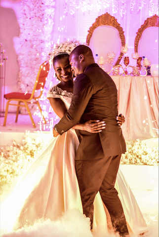 Afrocenchix Wedding Hairstyles for Natural Hair Pexels black couple dancing at their wedding
