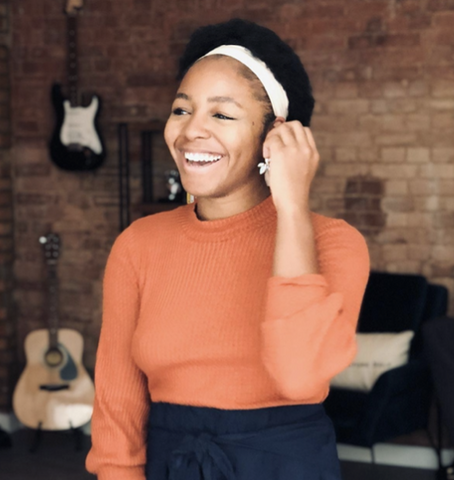 Daisy Onubogu Head of Network and Community at BACKED VC