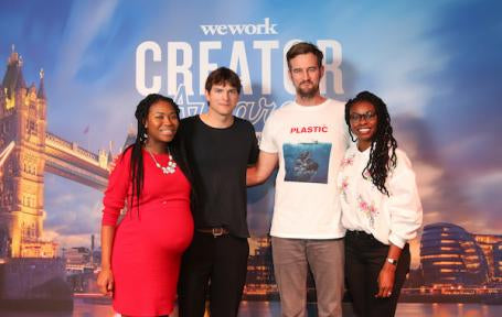 Afrocenchix win we work creator awards