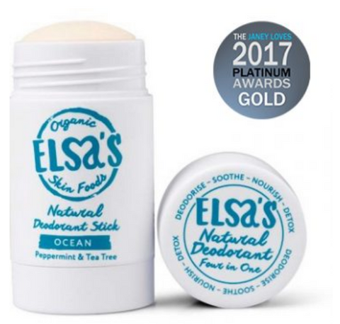 Black-owned British Gift - Elias deodorant
