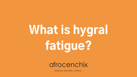 What is hygral fatigue?
