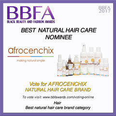 Afrocenchix Best Natural Haircare Brand