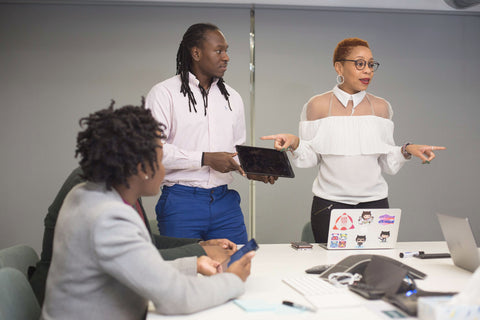 Afrocenchix new jobs photo UKBlackTech