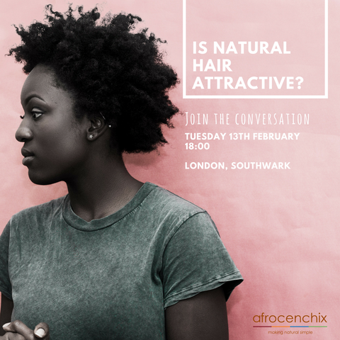 is natural hair attractive