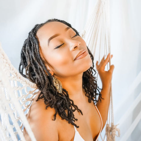 Locs Prom Hairstyles for Black Girls Afrocenchix