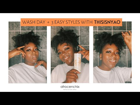 The Wash Day Set