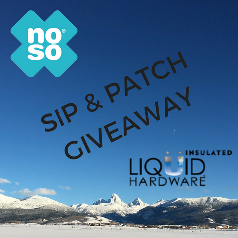 sip & patch giveaway