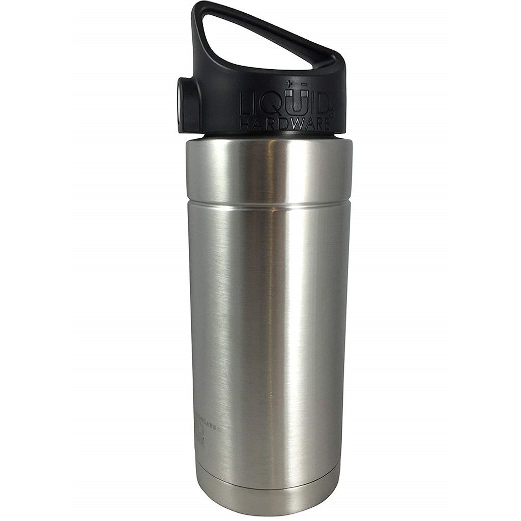 Vacuum Insulated Water Bottle - Stainless Steel