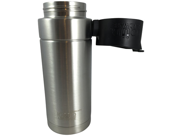 20 ounce Vacuum Insulated Coffee Mug Brushed Stainless