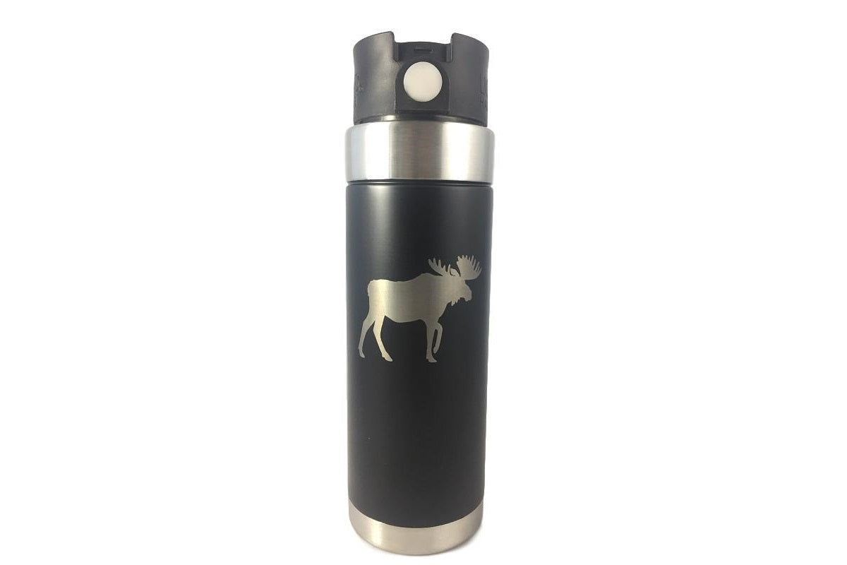 Moose - Travel Coffee Mug