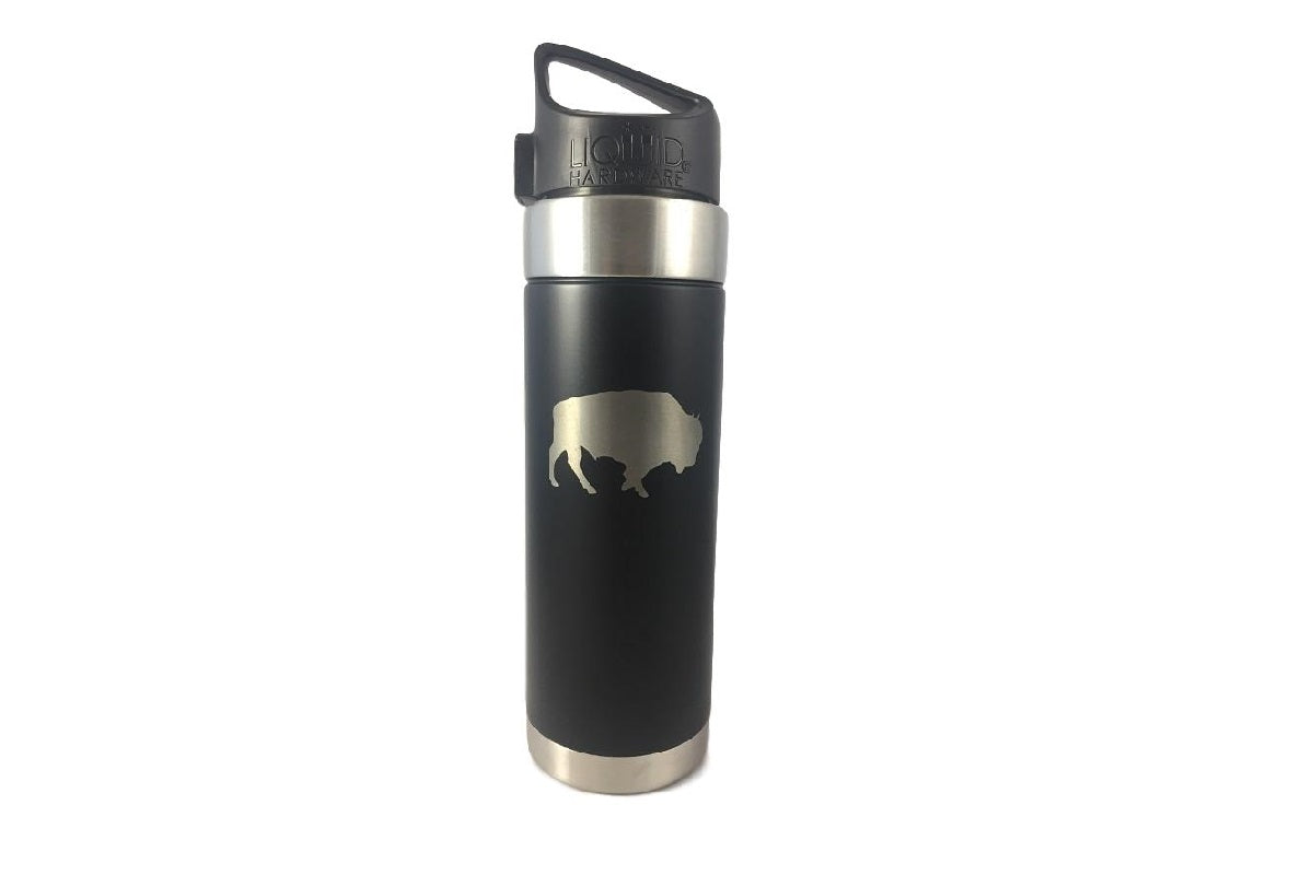 Bison - Vacuum Insulated Water Bottle | Buffalo water bottle