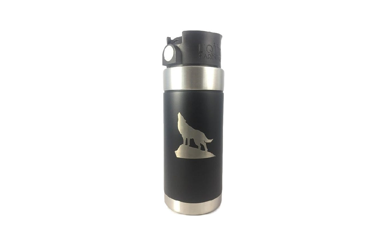 Wolf - Travel Coffee Mug