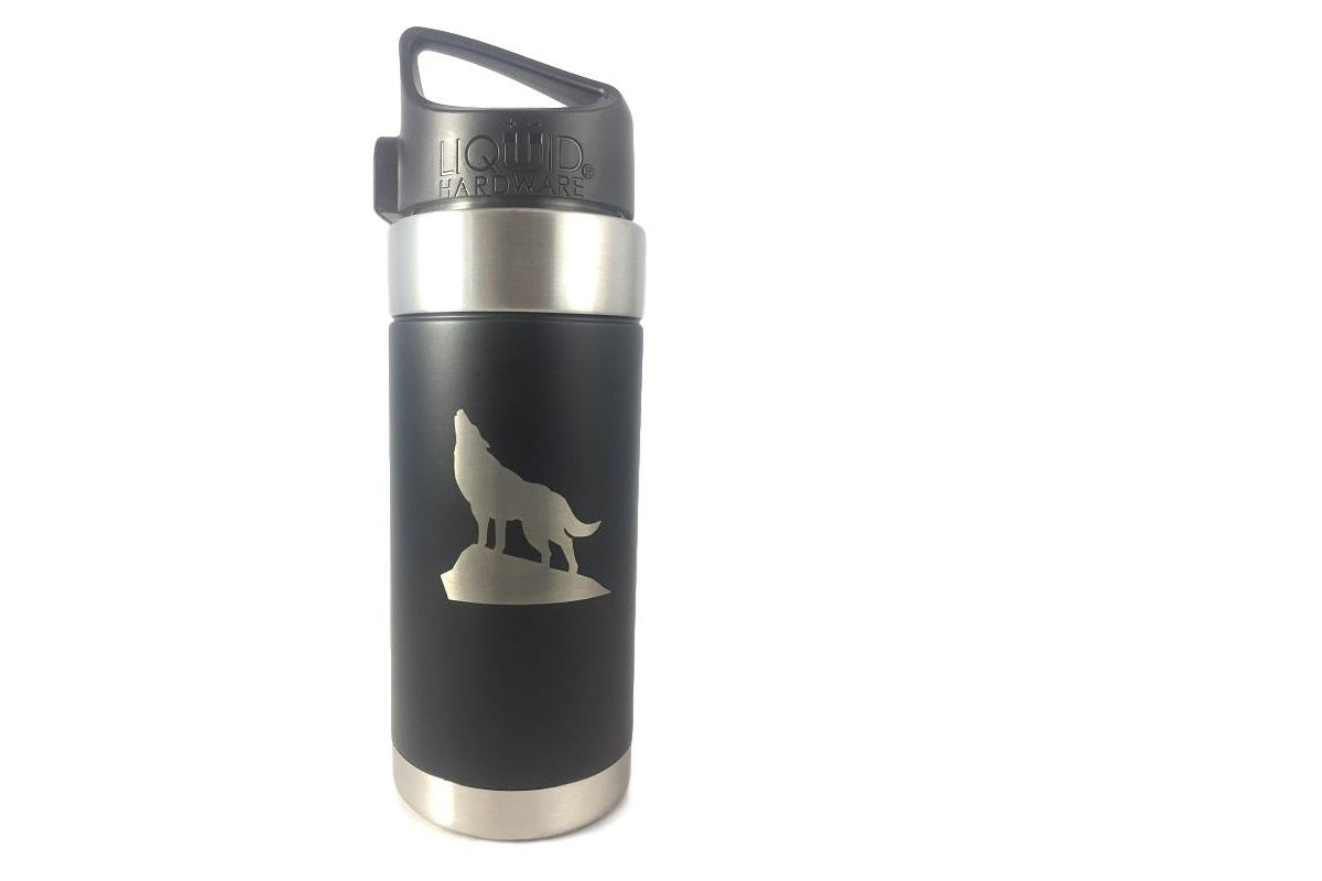 Wolf - Vacuum Insulated Water Bottle