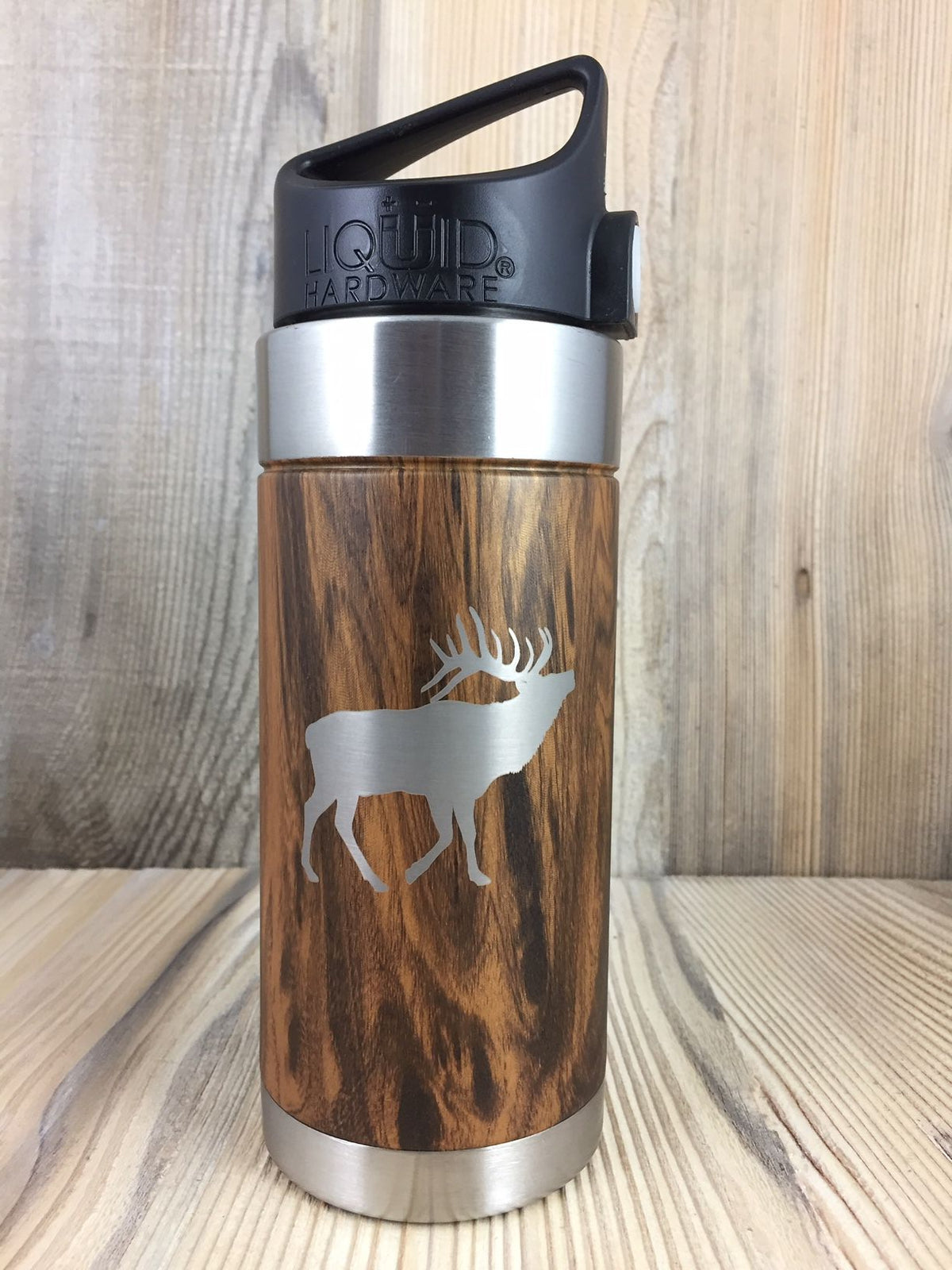 Sidewinder™ Wide Mouth Vacuum Insulated Water Bottle - Rocky Mountain Series