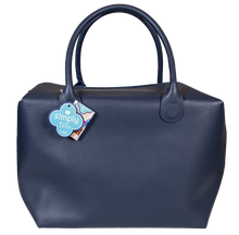 Load image into Gallery viewer, large navy insert for Simply Tote