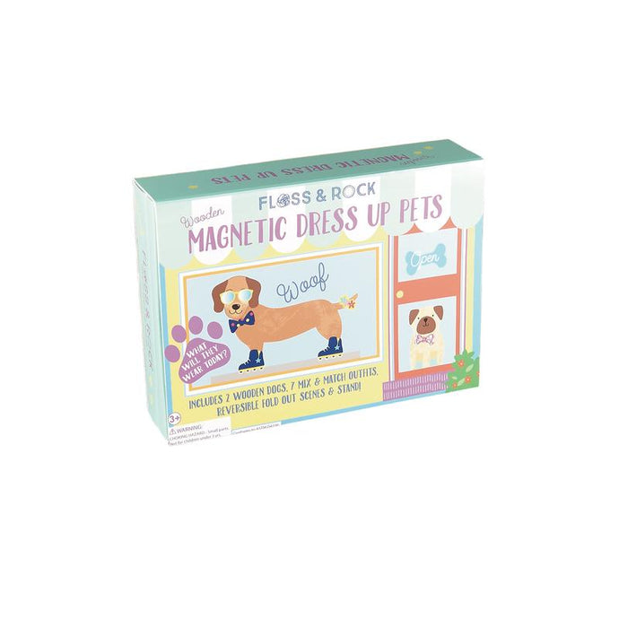 Magnetic Dress Up Pets