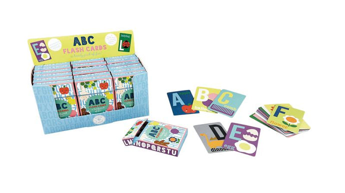 ABC Flash Cards Game