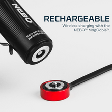 Load image into Gallery viewer, Rechargable Wireless charging with the Nebo MagCable