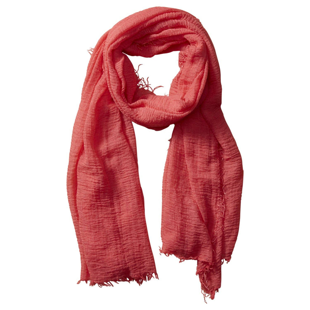Classic Insect Shield Scarf - Coral