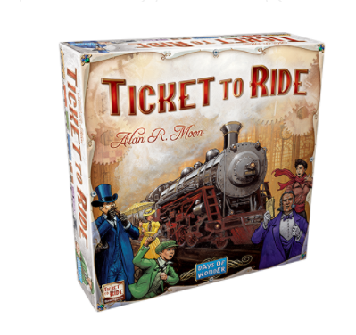 Ticket to Ride Classic box