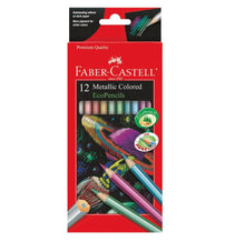 Faber-Castell® Colored EcoPencils, Metallic