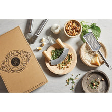 Load image into Gallery viewer, Cardboard Book Set - Italian Cooking