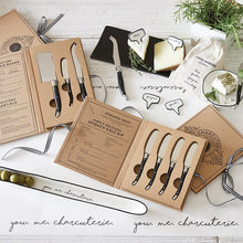 Load image into Gallery viewer, Cardboard Book Set - Charcuterie Essentials