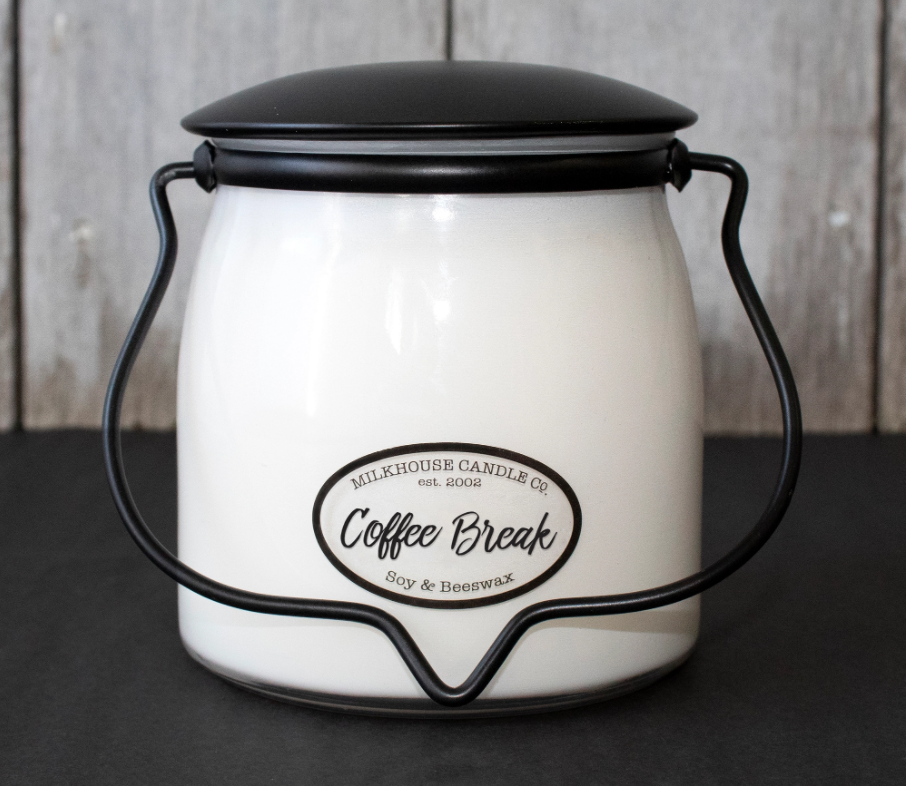 Milkhouse Candles | Coffee Break 16oz