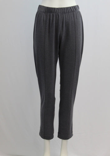 pull on pant in grey