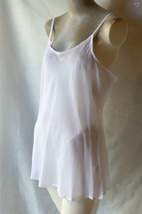 COTTON CAMISOLE / SLIP