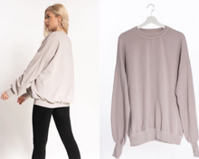 Load image into Gallery viewer, Over-Sized Sweatshirts (Jumpers)