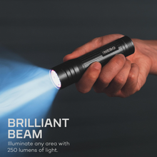Load image into Gallery viewer, Brilliant Beam: Illuminate any area 250 lumens of light
