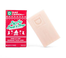 Men's Soap - Duke Cannon - Ugly Sweater Christmas Scents