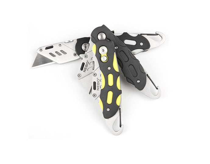 Folding Lock-Blade Utility Knife