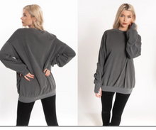 Load image into Gallery viewer, The Laundry Room Jumper in Galaxy Gray