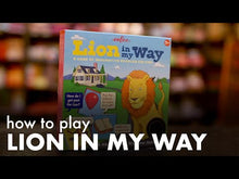 Load and play video in Gallery viewer, Lion in my Way Game