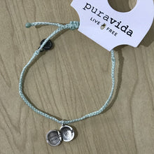 Load image into Gallery viewer, Pura Vida silver locket bracelet