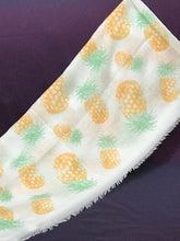 Pineapple Pfun Scarf