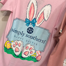 Load image into Gallery viewer, Simply Southern SS Easter Lulu Tee