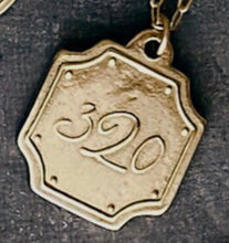 Load image into Gallery viewer, Scriptural Necklaces - Ephesians 3:20