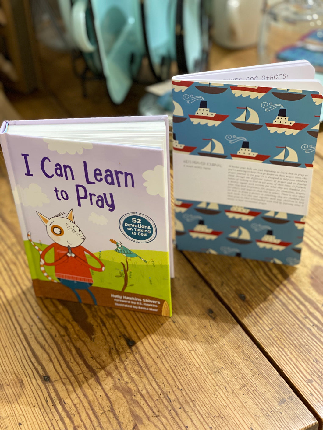 I CAN LEARN TO PRAY BOOK