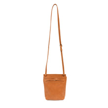 Load image into Gallery viewer, aimee crossbody in saddle back view