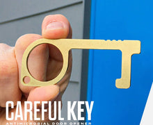 The Careful Key